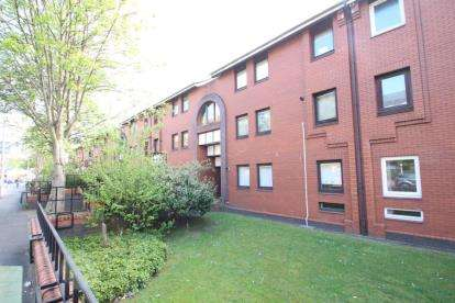 2 Bedrooms Flat for sale in Maryhill Road, Maryhill, Glasgow