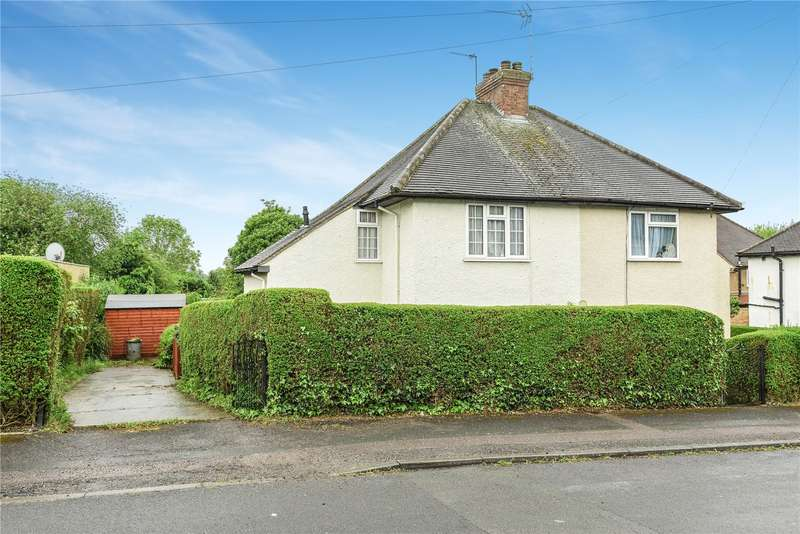 2 Bedrooms Semi Detached House for sale in Townsend Way, Northwood, Middlesex, HA6