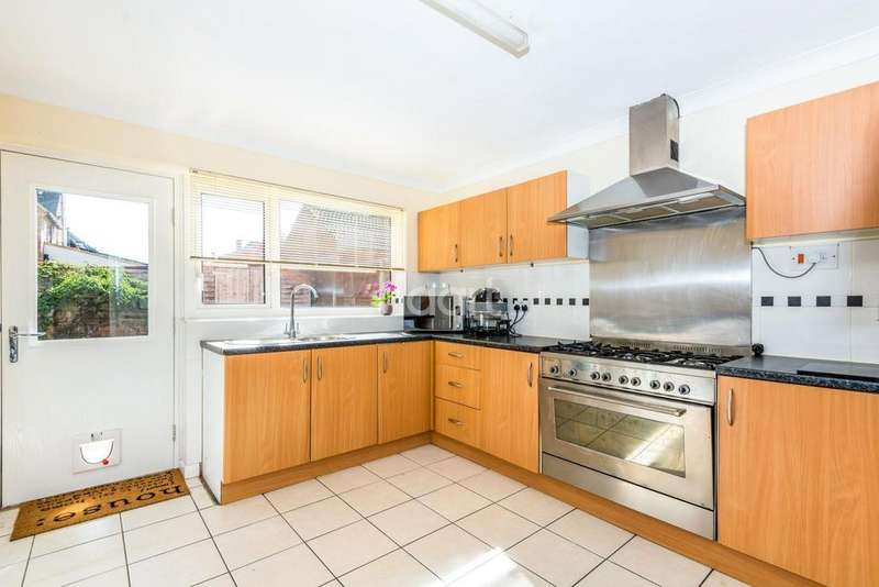4 Bedrooms Detached House for sale in Higham Road Rushden