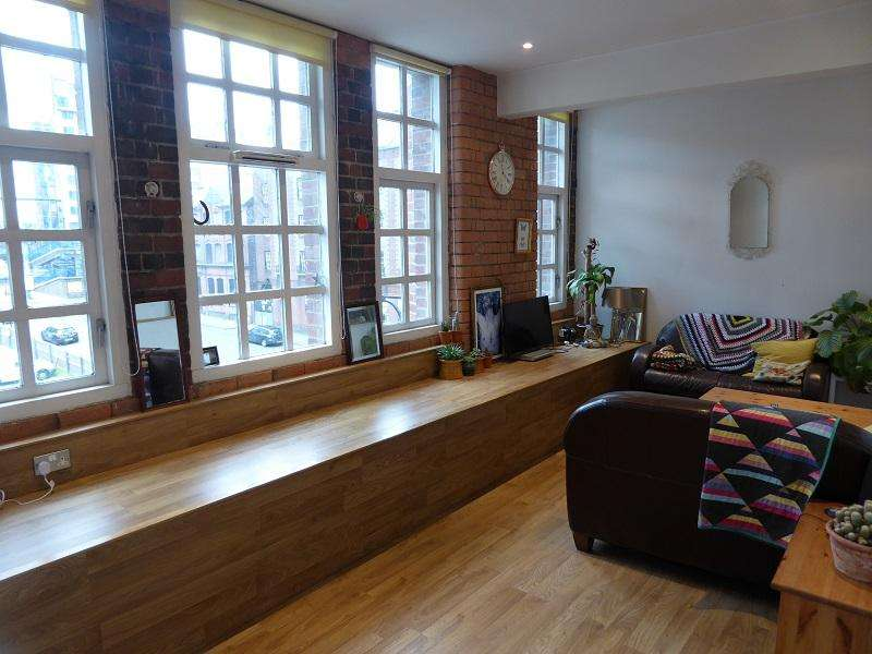 1 Bedroom Apartment Flat for sale in Ludgate Lofts, 17, Ludgate Hill B3