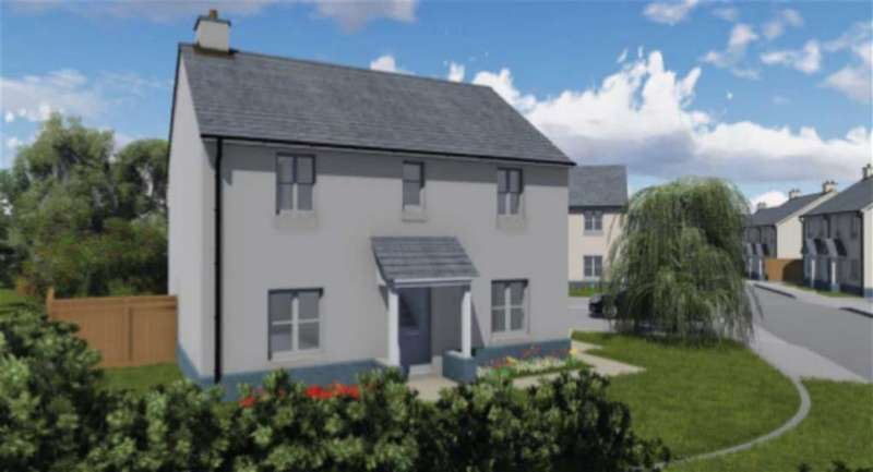 4 Bedrooms Property for sale in Northfield Road, Narberth, Pembrokeshire