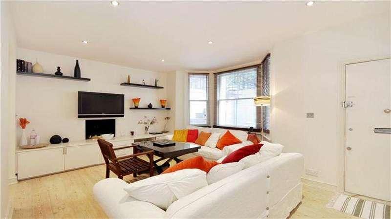 2 Bedrooms Flat for sale in Chelsea SW10