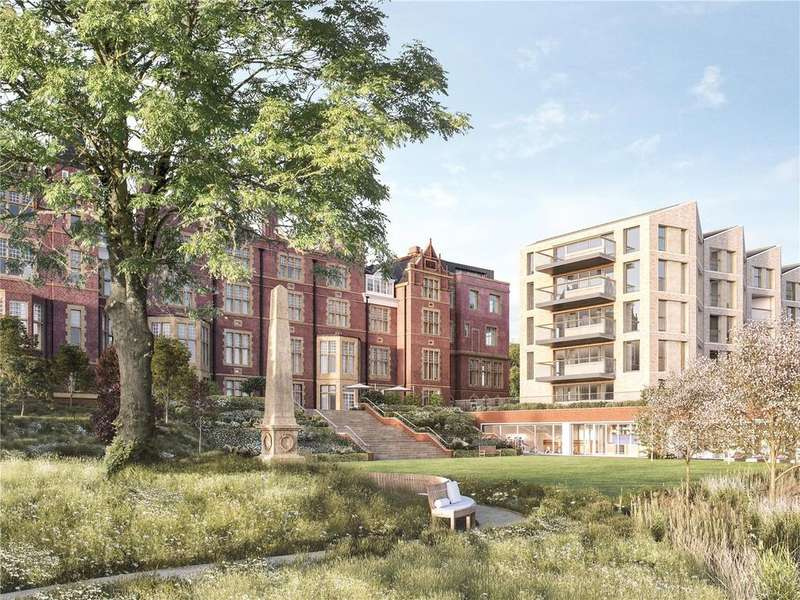 1 Bedroom Retirement Property for sale in The Vincent, Queen Victoria House, Bristol, Avon, BS6