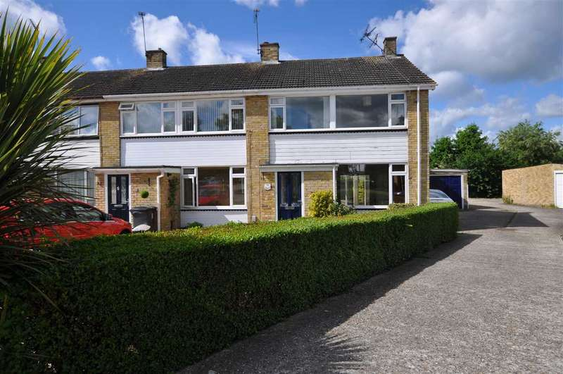 3 Bedrooms End Of Terrace House for sale in Oxford Court, Chelmsford