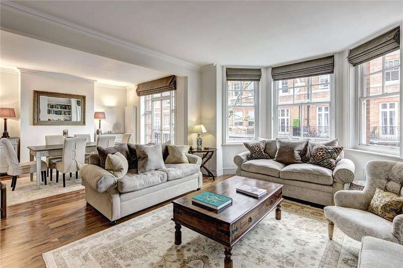 3 Bedrooms Flat for sale in Rossetti Garden Mansions, Flood Street, London, SW3