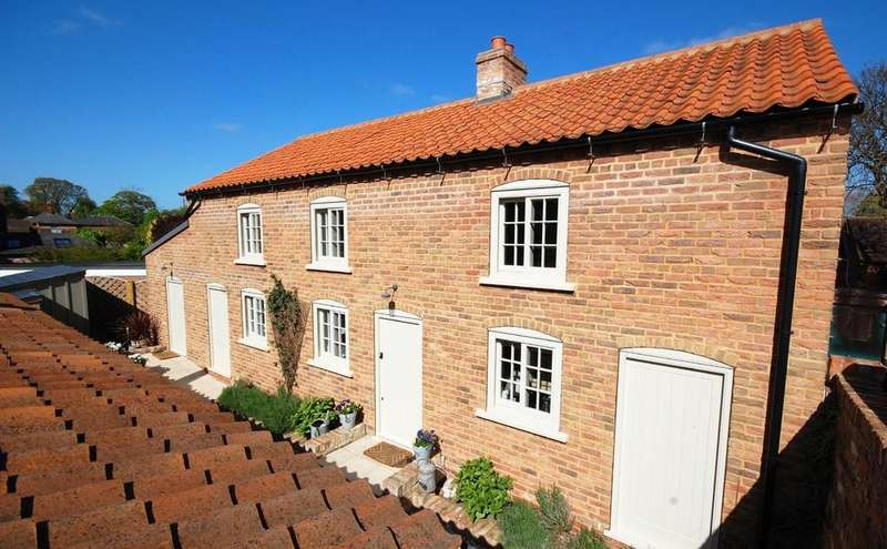 3 Bedrooms Cottage House for sale in Eastgate, Louth