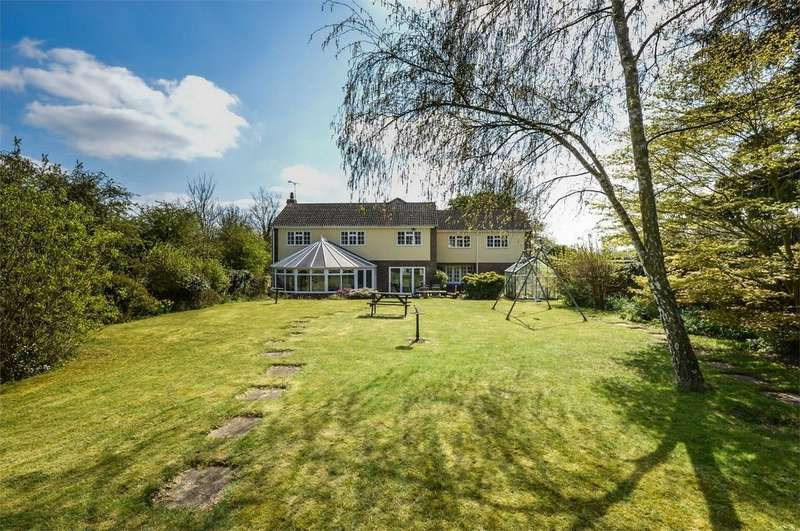 4 Bedrooms Detached House for sale in The Pantiles, Royston Road, Wendens Ambo, Nr Saffron Walden