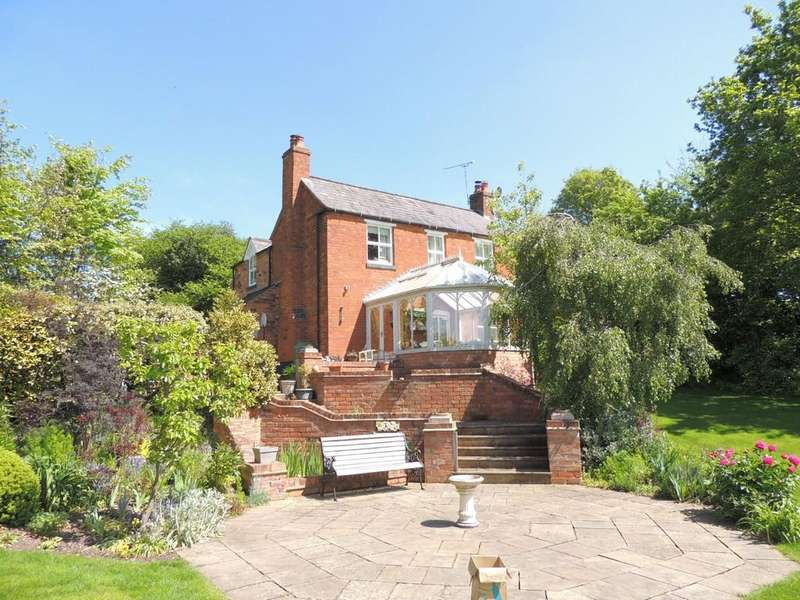 3 Bedrooms Cottage House for sale in Bleachfield Lane, Beoley