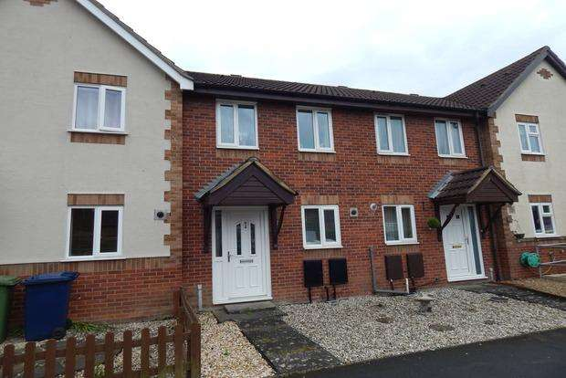 2 Bedrooms Terraced House for sale in Curlew Avenue, Chatteris, PE16