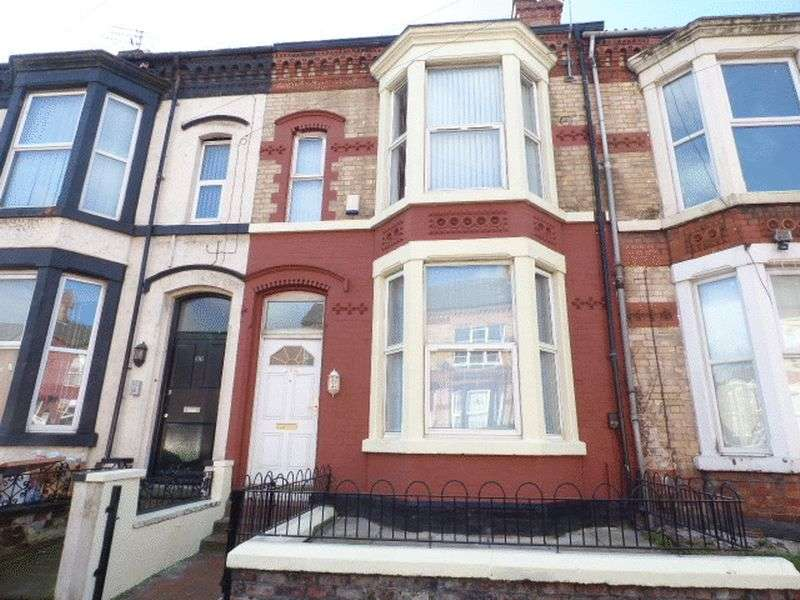 4 Bedrooms Terraced House for sale in Bedford Road, Bootle L20