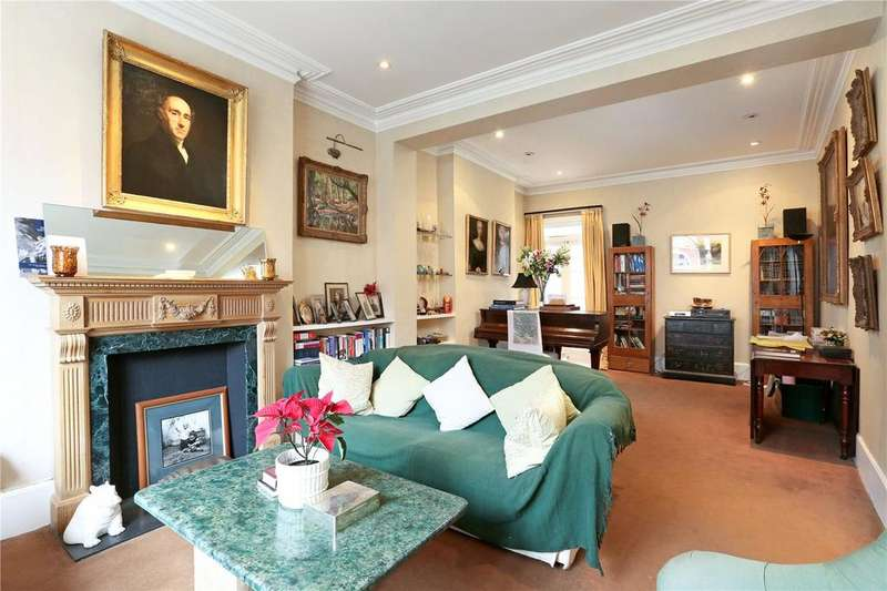 5 Bedrooms Terraced House for sale in Bradbourne Street, Fulham, London, SW6