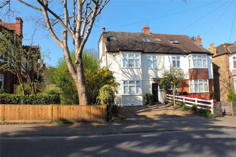 5 Bedrooms Semi Detached House for sale in Hare Lane, Claygate, Esher, Surrey, KT10
