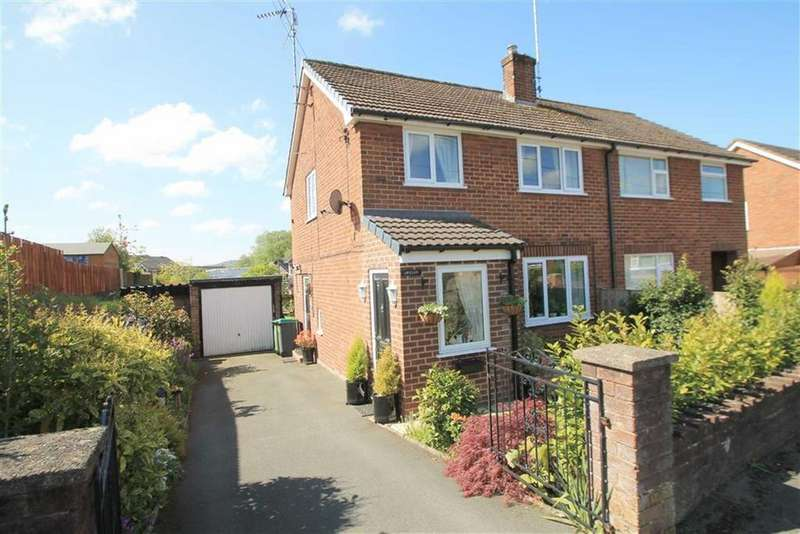 3 Bedrooms Semi Detached House for sale in Bethania Road, Acrefair, Wrexham