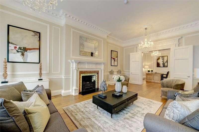 5 Bedrooms Terraced House for sale in Wimpole Street, Marylebone, London, W1G