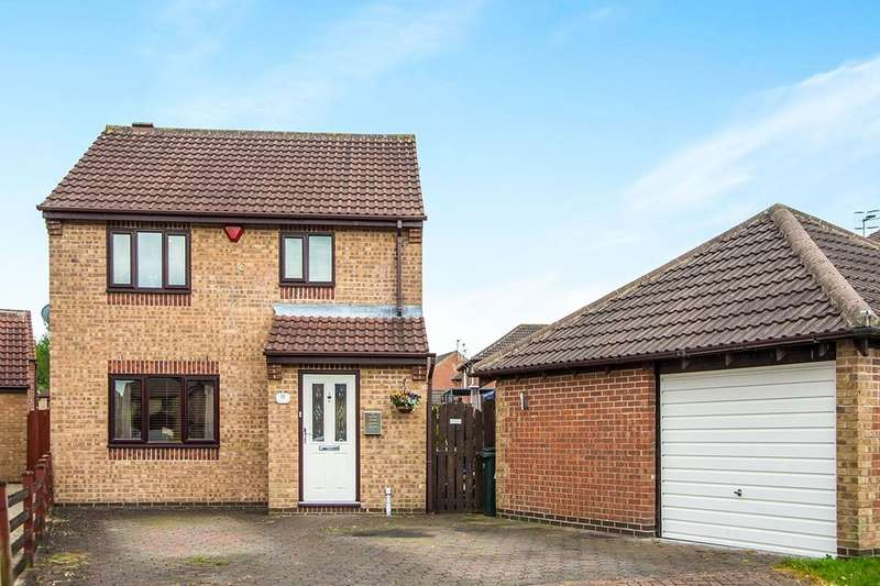 3 Bedrooms Detached House for sale in Marblet Court, Gateshead, NE11
