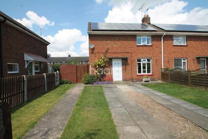 3 Bedrooms End Of Terrace House for sale in Stafford Avenue, Balderton