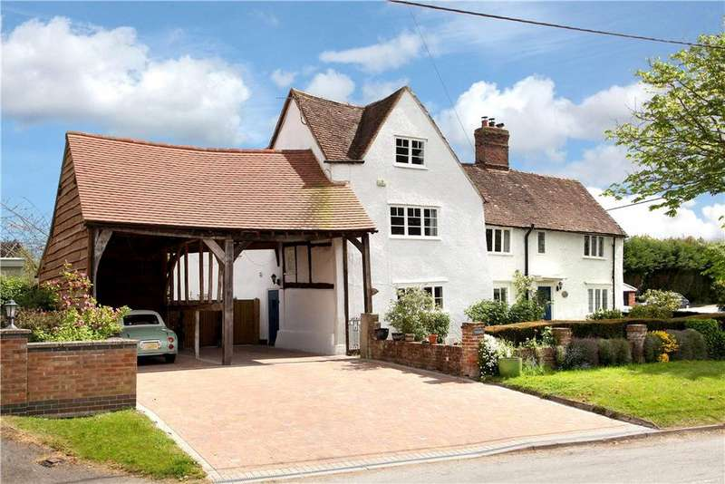 5 Bedrooms Detached House for sale in Townsend, Harwell, Didcot, Oxfordshire, OX11