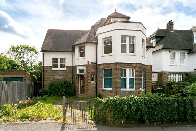 5 Bedrooms Detached House for sale in Kingsmead Road, London, SW2