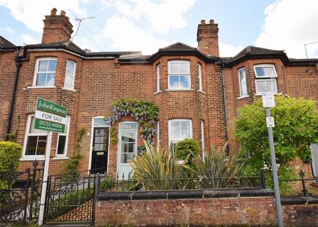 2 Bedrooms Terraced House for sale in 14 Gordon Road, SEVENOAKS, Kent