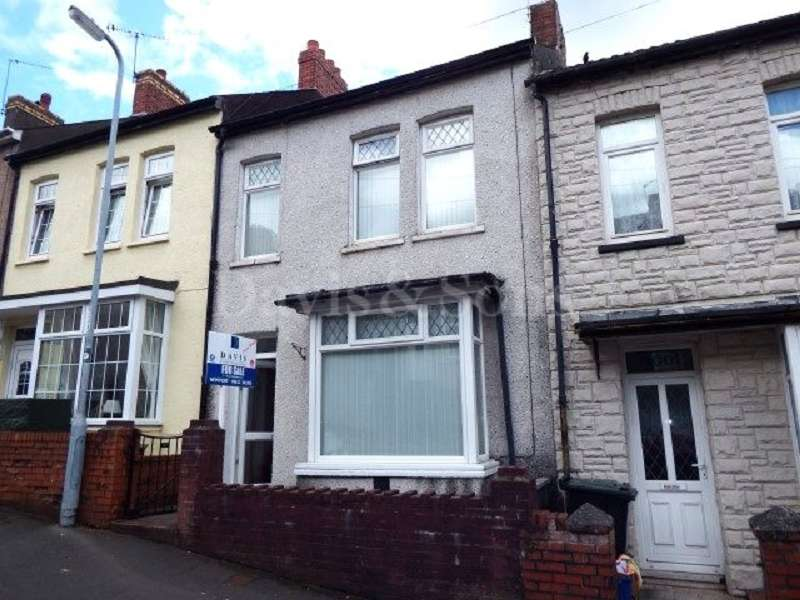 2 Bedrooms Terraced House for sale in Redland Street, Off Malpas Road, Newport. NP20 5LS
