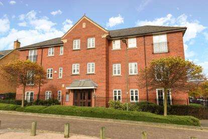 2 Bedrooms Apartment Flat for sale in Seaton Square, London