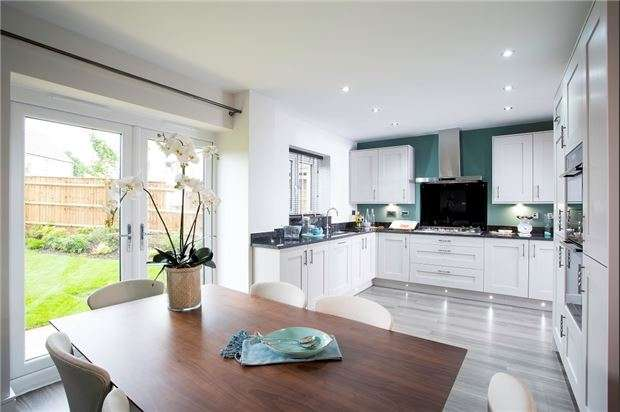4 Bedrooms Detached House for sale in The Aspen, BS24 7AA