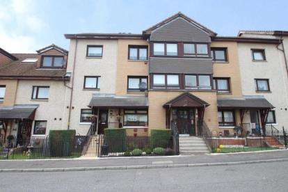 2 Bedrooms Flat for sale in Burnett Road, Glasgow, Lanarkshire