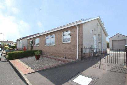 2 Bedrooms Bungalow for sale in Wallace View, Kilmarnock, East Ayrshire