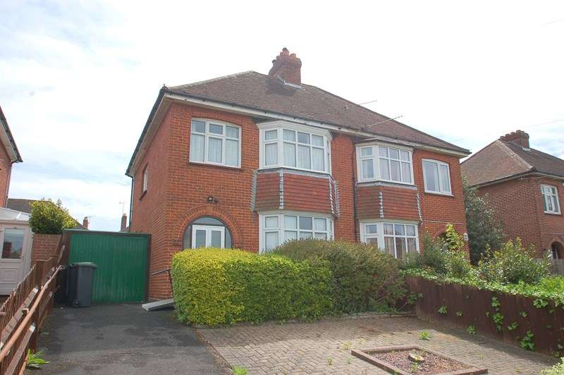 3 Bedrooms Semi Detached House for sale in Bury Close, Gosport