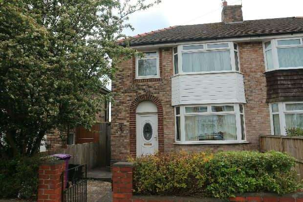 3 Bedrooms Semi Detached House for sale in Francis Way , Childwall , Liverpool