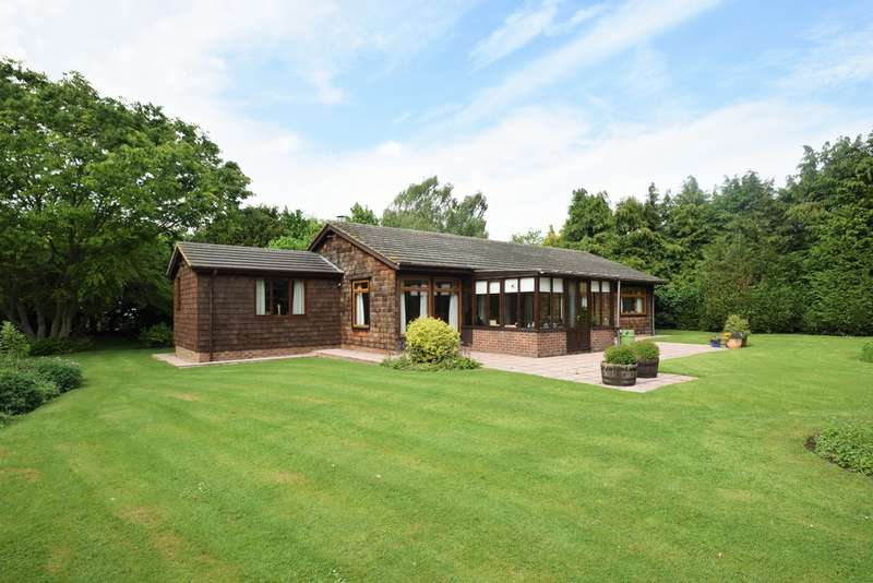 4 Bedrooms Detached Bungalow for sale in Hargrave Road, Chevington