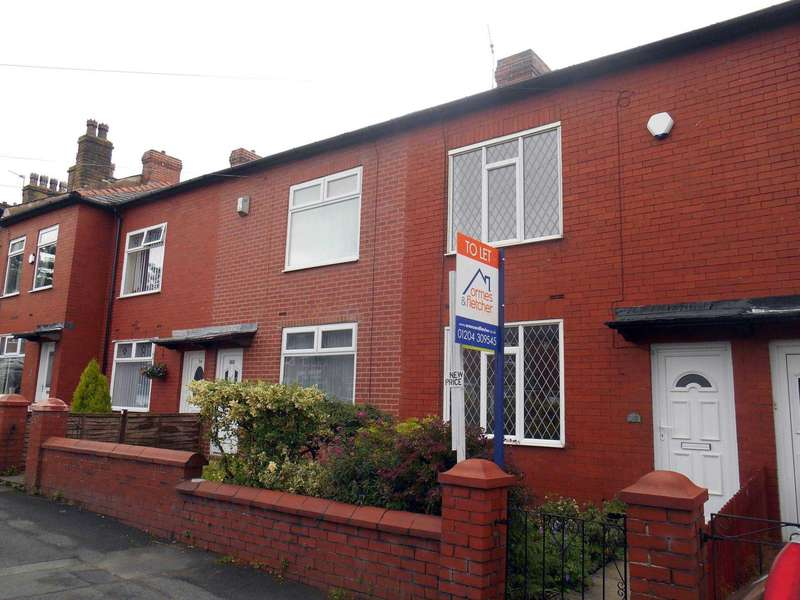 2 Bedrooms Terraced House for sale in Tottington Road, Harwood