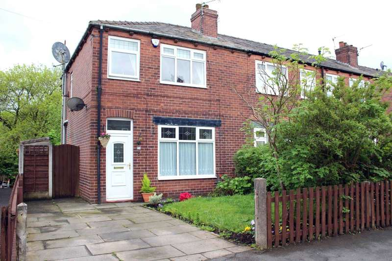 2 Bedrooms End Of Terrace House for sale in Brookland Grove, Bolton