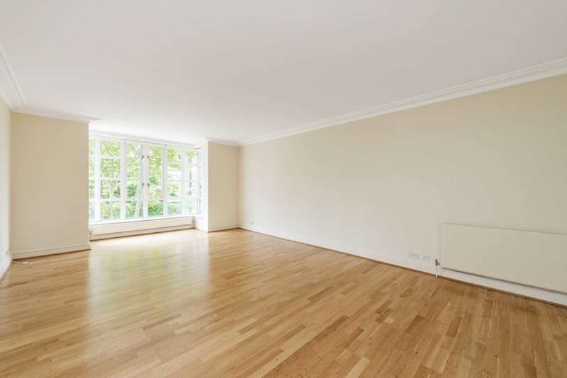 2 Bedrooms Apartment Flat for sale in Redwood Mansions, Kensington Green, London, W8