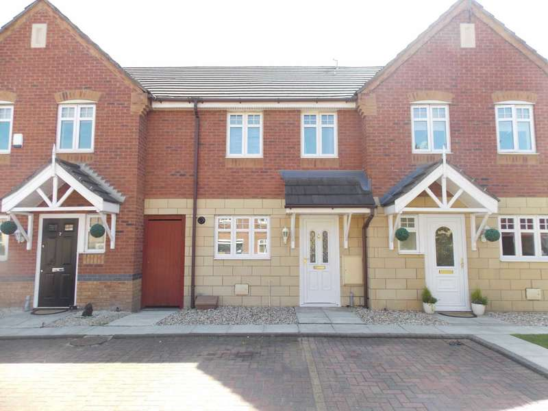 2 Bedrooms Town House for sale in Longfellow Close, Brookhaven