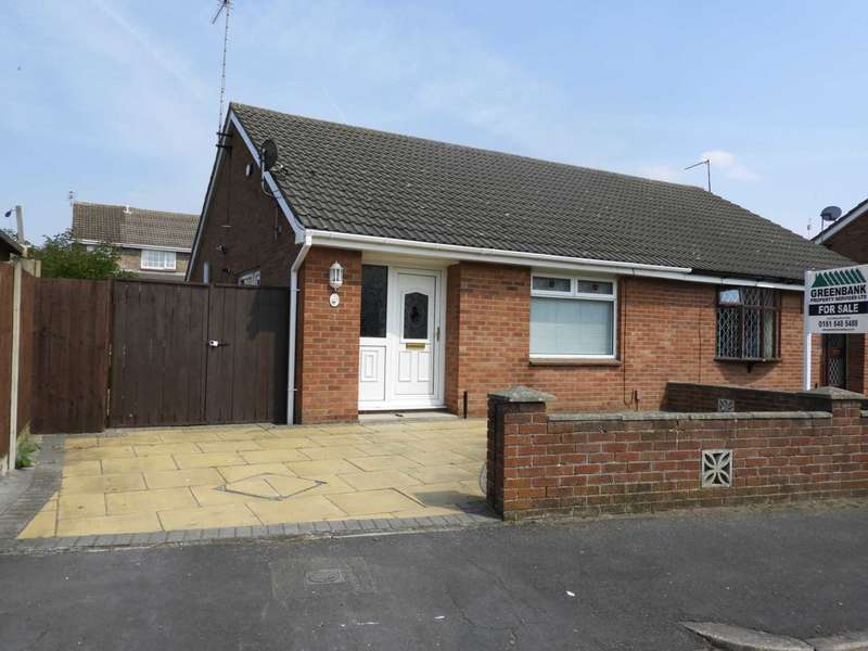 2 Bedrooms Bungalow for sale in Jedburgh Drive, Melling Mount