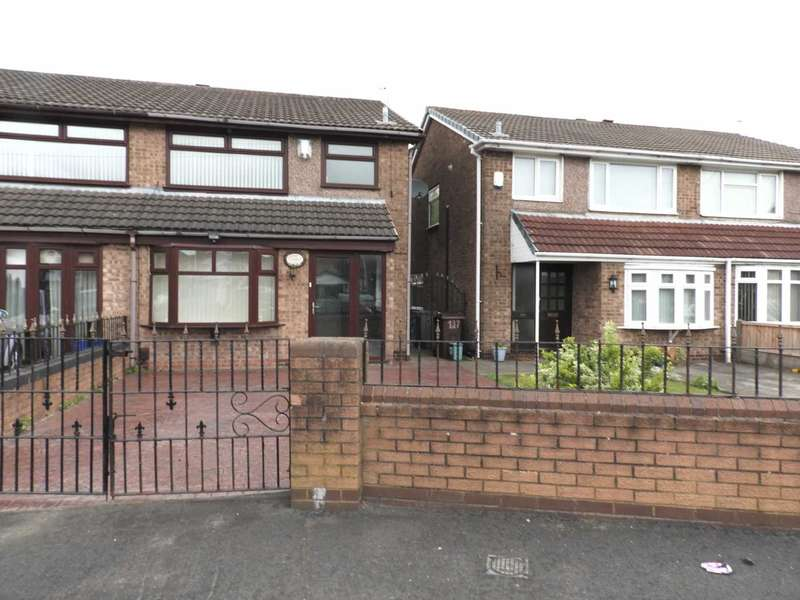 3 Bedrooms Semi Detached House for sale in Sherwoods Lane, Fazakerley