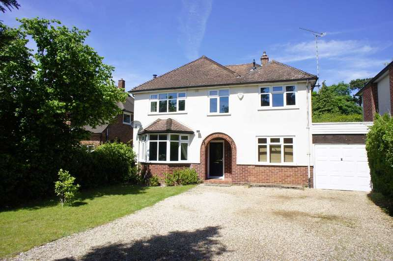 4 Bedrooms Detached House for sale in Courtenay Drive, Emmer Green