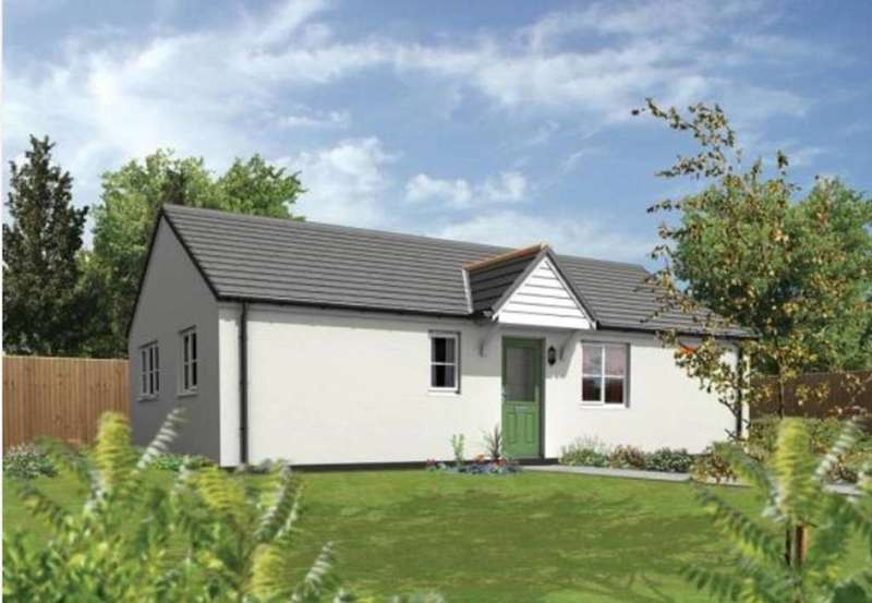2 Bedrooms Detached House for sale in Goodleigh Rise, Barnstaple