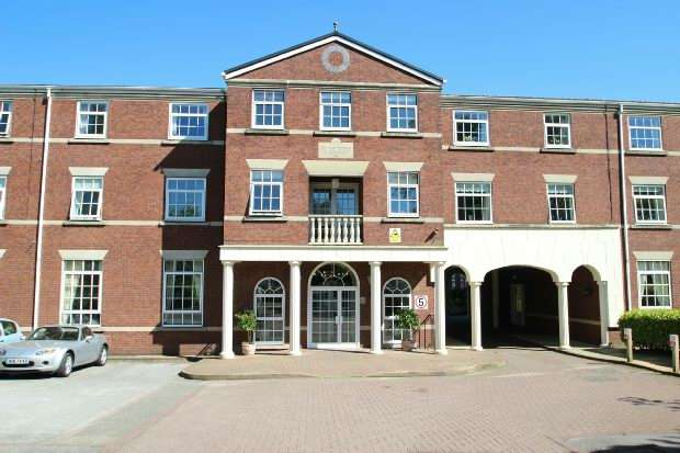 2 Bedrooms Retirement Property for sale in St Andrew's Court, Queens Road, Hale