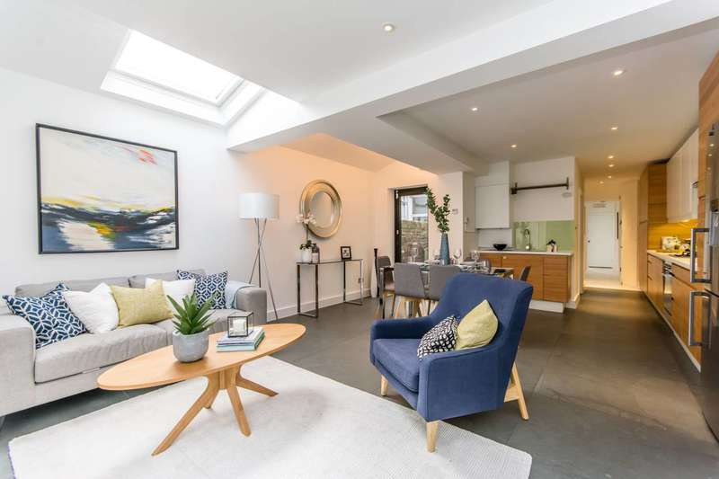 2 Bedrooms Flat for sale in Ashburnham Road, Kensal Rise, NW10