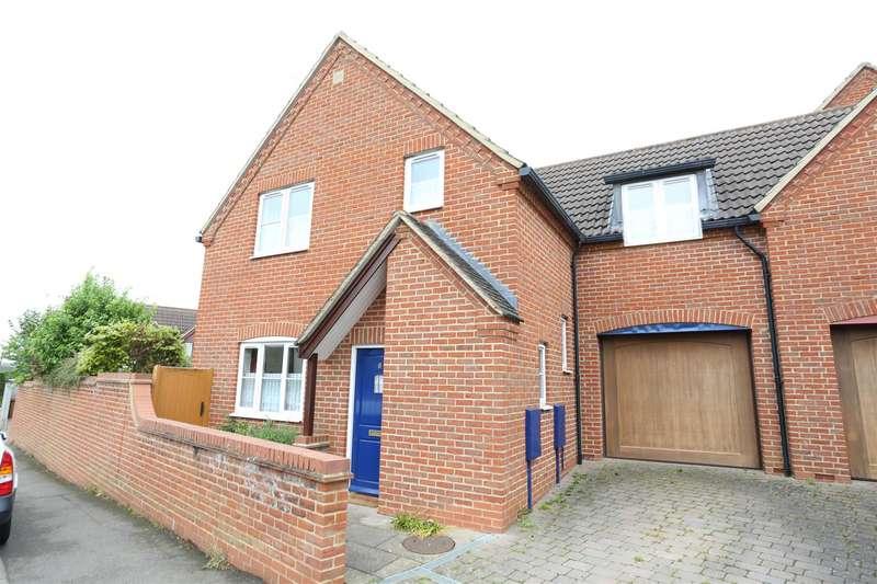 4 Bedrooms Property for sale in Kings Lane, Little Harrowden