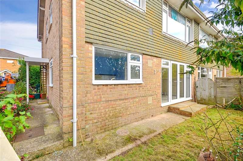 2 Bedrooms Ground Maisonette Flat for sale in Orchard Close, Freshwater, Isle of Wight