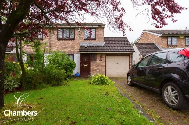 3 Bedrooms Semi Detached House for sale in Coed Arian, Whitchurch, Cardiff, CF14