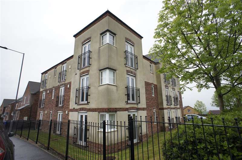 2 Bedrooms Ground Flat for sale in Raynald Road, Sheffield S2 1PQ