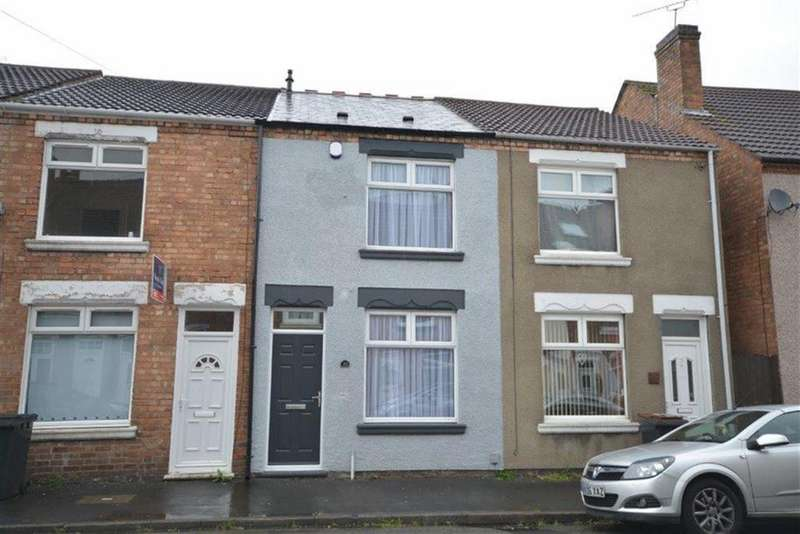 3 Bedrooms Terraced House for sale in Wood Street, Bedworth