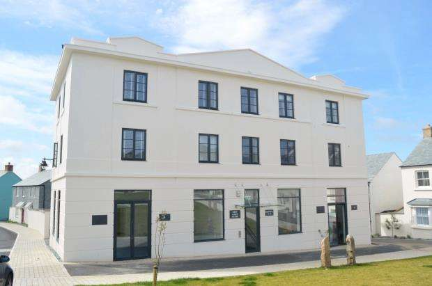 Commercial Property for sale in Building 140 Kingmark House, Tregunnel Hill, Newquay, Cornwall