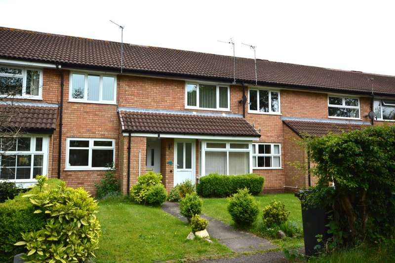 2 Bedrooms Flat for sale in Sutherland Grove, Perton, Wolverhampton, WV6