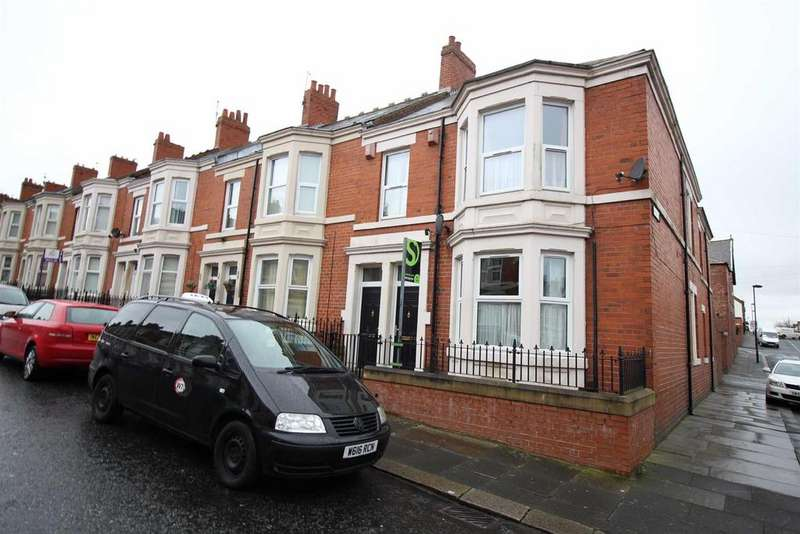2 Bedrooms Flat for rent in Wingrove Avenue, Newcastle Upon Tyne