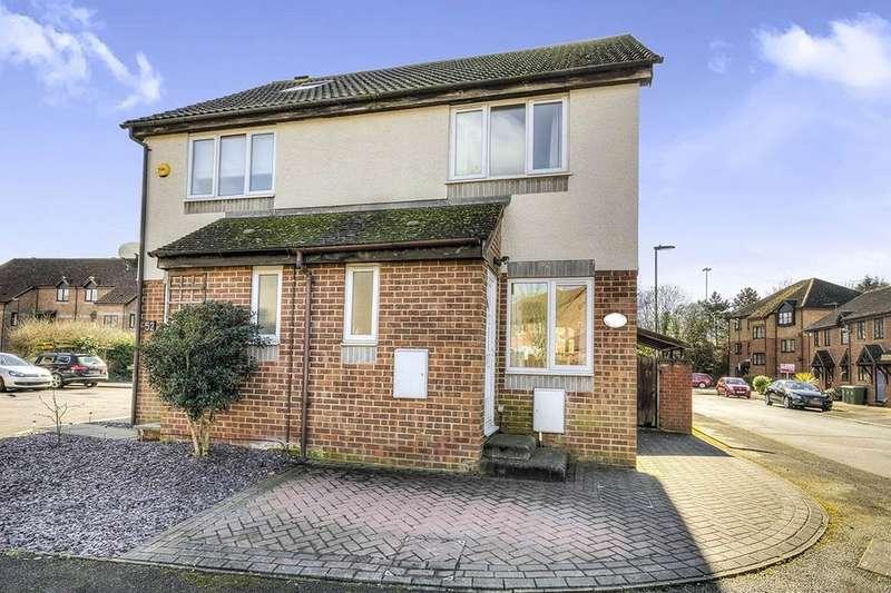 2 Bedrooms Semi Detached House for sale in Brunel Road, Redbridge, SO15